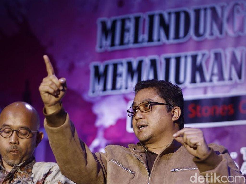 Soal JOIN Jokowi-Cak Imin, Dede Yusuf: Rakyat Mau Beli Tidak?