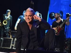 Robbie Williams Mengaku Sudah Mati Sekarang Jika Tidak Bertemu Istri