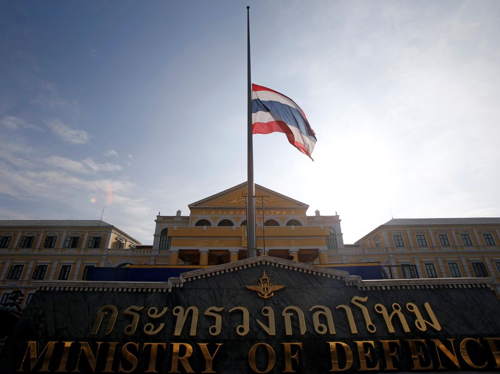 Thailand Akan Minta Penghina Kerajaan di Beberapa Negara Diekstradisi