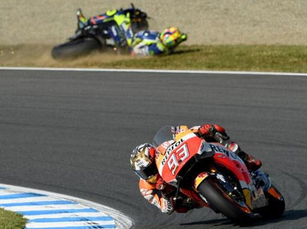 Marquez Akan Pecahkan Semua Rekor di MotoGP