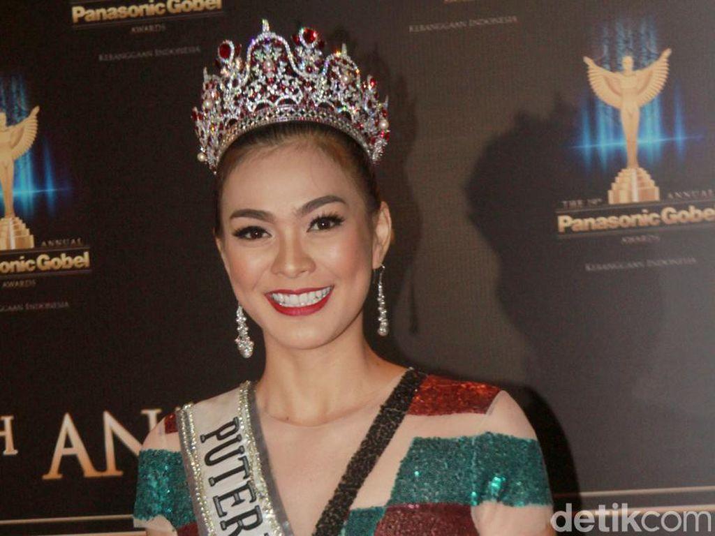 Puteri Indonesia Kezia Warouw Siap Berkompetisi di Miss Universe 2016