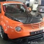 Nissan Juke Jadi Street Racing