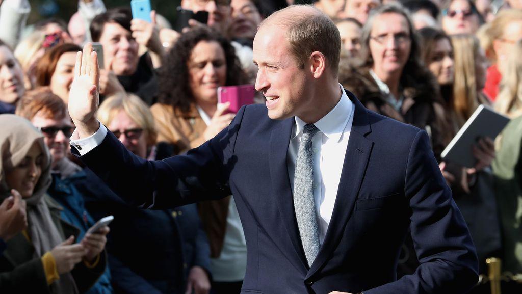 Pangeran William dan Perhatian pada Isu Stres di Dunia Kerja