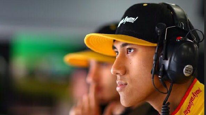 GP2 Menjadi F2, Sean Antusias di Tim Arden