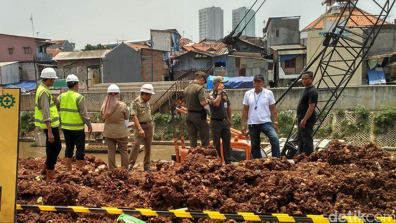 Pemprov DKI Cek Dokumen Keselamatan Kerja di Kasus Paku Bumi Timpa Pekerja