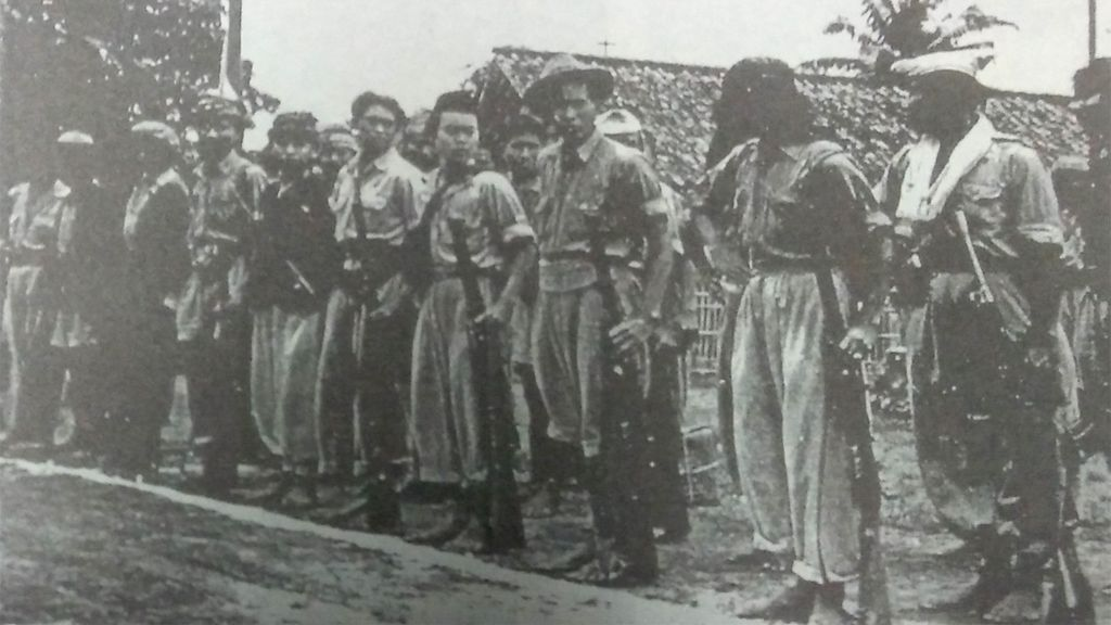 Peristiwa Gedoran, Aksi Genosida Belanda Depok