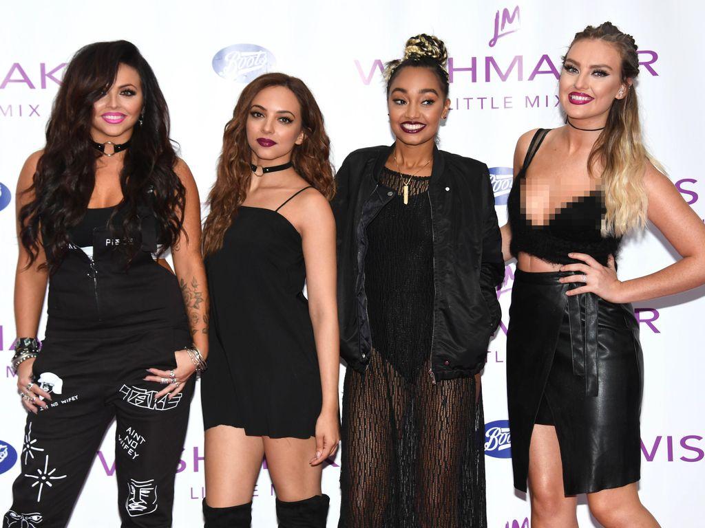 Kostum Panggung Little Mix Dikritik Terlalu Seksi Seperti Wanita Penghibur