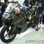 Desain TVS Akula 310 Terinspirasi dari BMW S1000RR