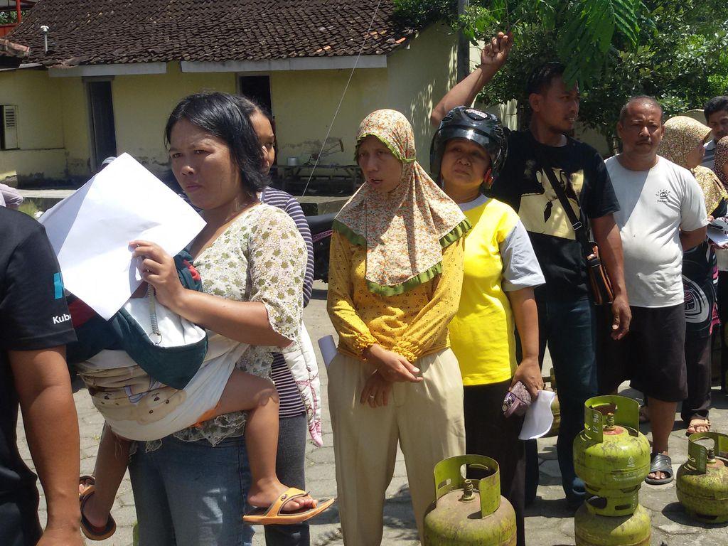 Harga Elpiji di Yogyakarta Mahal dan Langka, Pertamina: Ada Peningkatan Konsumsi