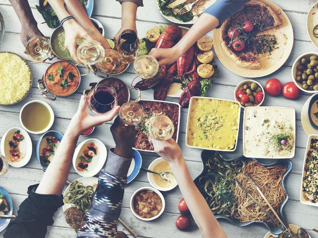 Makanan Asam Disebut-sebut Bisa Bikin Darah Jadi Asam dan Picu Kanker