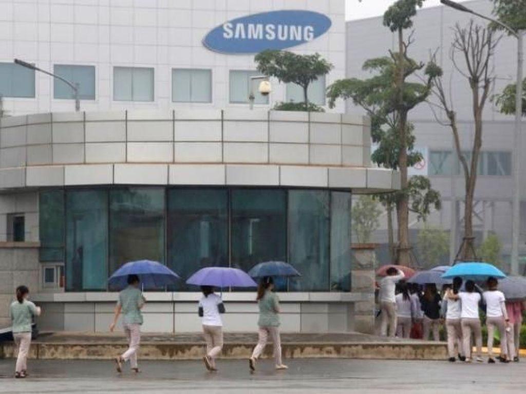 Chip 3nm Samsung Bakal Dibuat di AS?