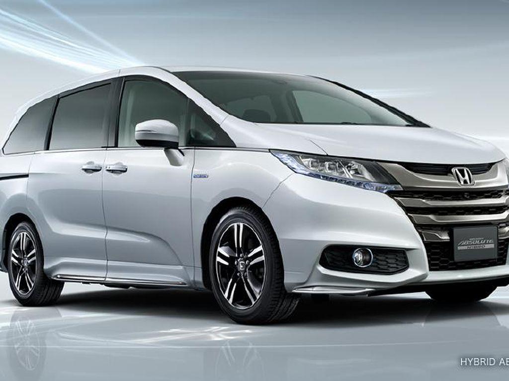 Honda Sulap MPV Jadi Kendaraan Khusus Pasien Corona