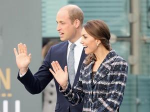 Pernikahan William-Kate Dikabarkan Retak, Ini Kata Ahli Bahasa Tubuh
