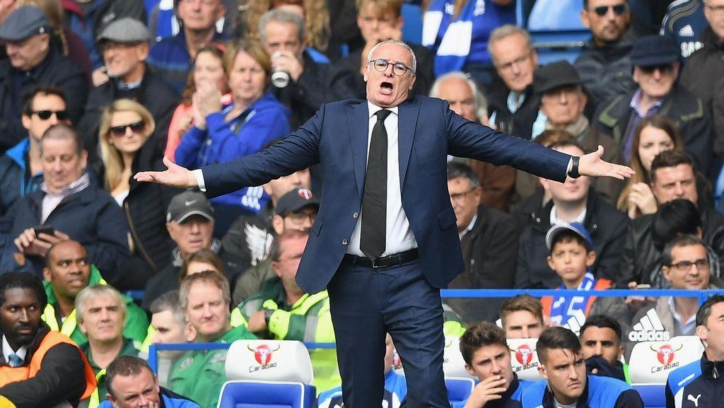 Ranieri Tak Risaukan Kemungkinan Dipecat