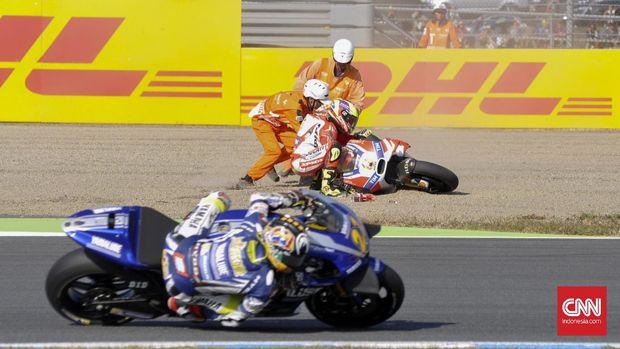 Katsuyuki Nakasuga hanya memiliki pengalaman tampil di MotoGP Jepang.