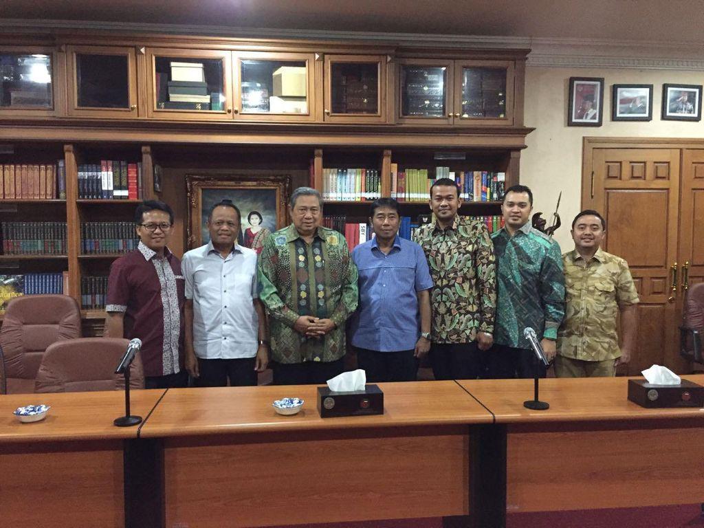 PPP Djan: Silakan Lulung Temui SBY, Tapi Harus Patuh Dukung Ahok