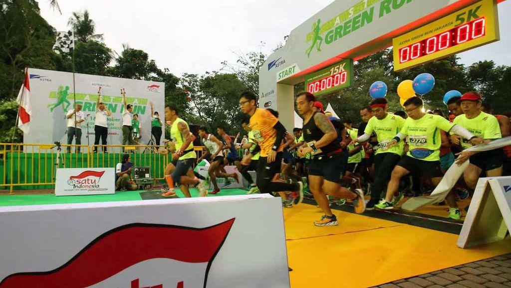 Lomba Lari Ramah Lingkungan