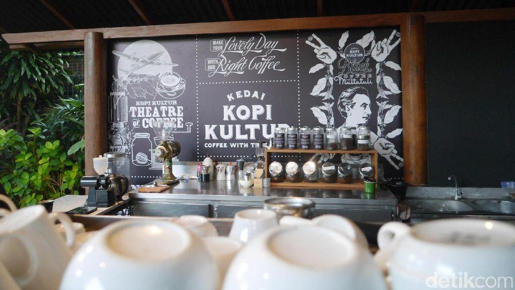 Begini Asyiknya Coffee Tasting di Sanur