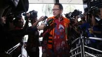 Irman Gusman Kembali Diperiksa KPK