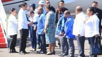 Kunjungi Yahukimo, Jokowi Resmikan Bandara dan Tetapkan Satu Harga BBM
