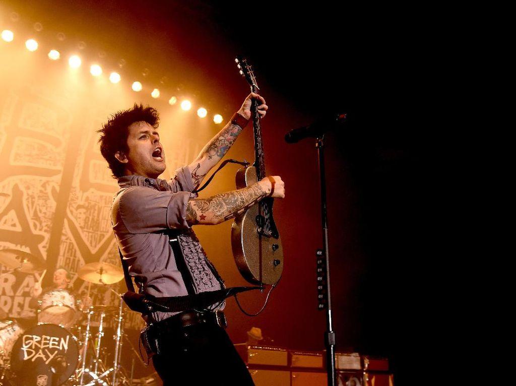 Green Day Gelar Tur Asia Tahun Depan, ke Indonesia?