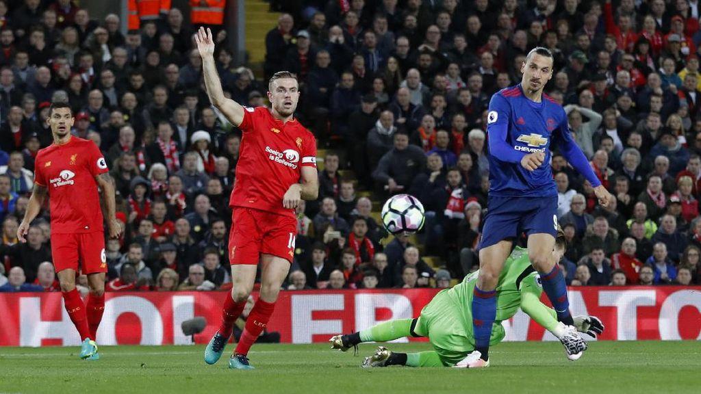 Dinamisme Lini Serang Manchester United Akan Sulitkan Liverpool