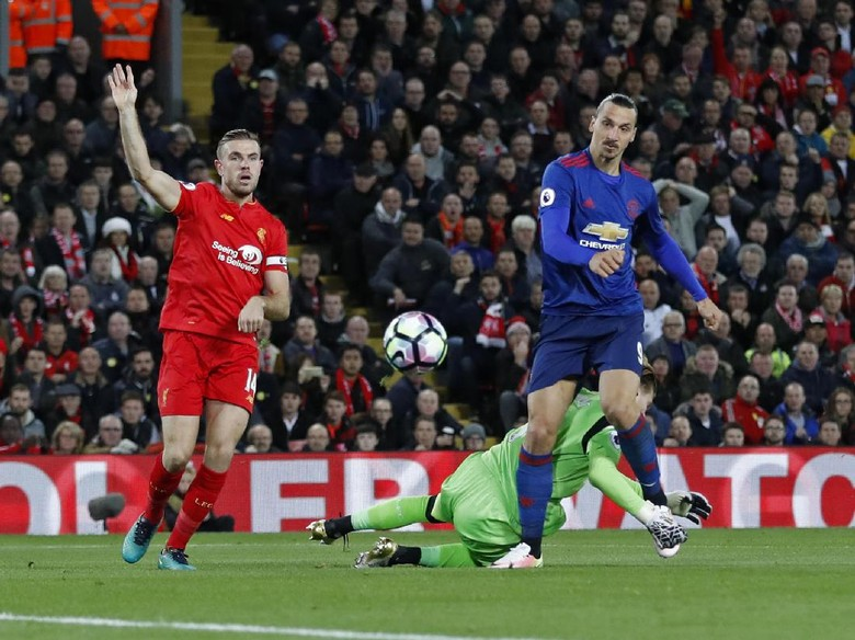 Seperti Biasa, MU Lawan Liverpool Akan Penuh Sensasi