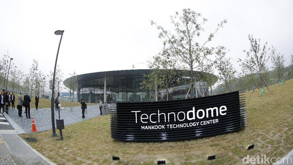 Technodome, Pusat R&D Ban Hankook di Korea