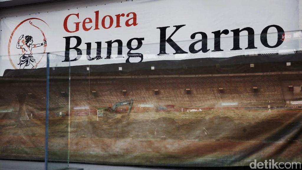 Soal Pembangunan Ramp, Satgas Renovasi GBK Sudah Siapkan 9 Alternatif