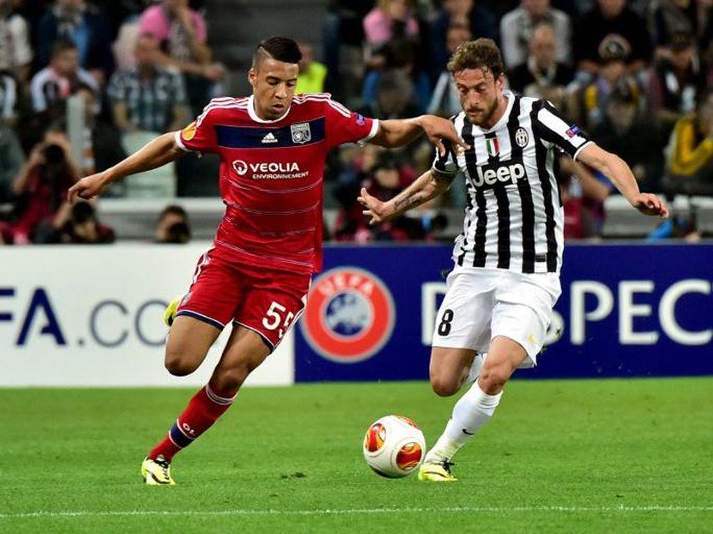 Statistik Unggulkan Juventus