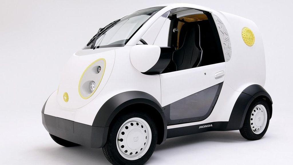 Mobil Listrik Mungil Honda