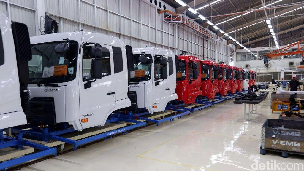 Penjualan Truk UD Trucks Sudah Capai Target