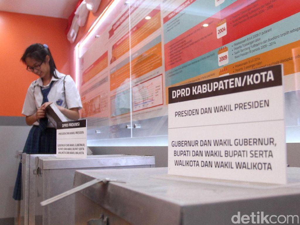 Ribuan Pemilih Pemula Tidak Masuk DPS di Blitar