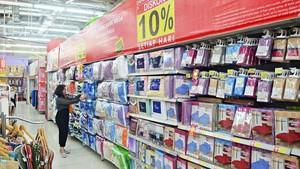 Diskon Perlengkapan Tidur Sampai Dengan 70% di Transmart Carrefour