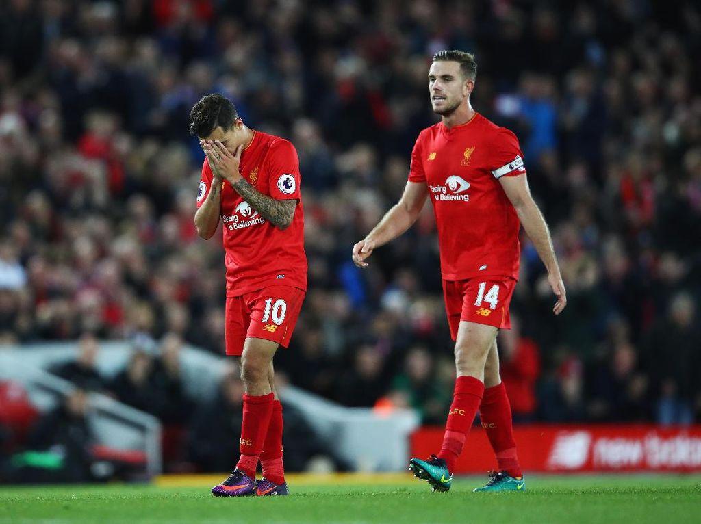 The Reds Bisa Mainkan Coutinho dan Henderson di Old Trafford
