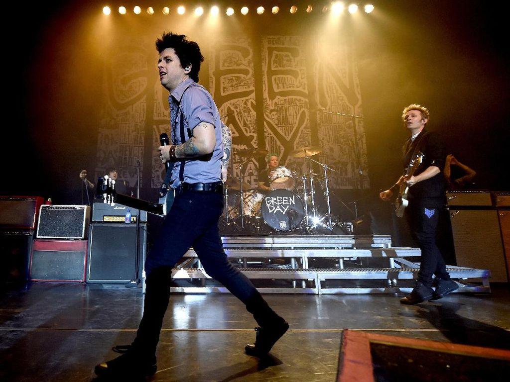 Di Tengah Pandemi, Green Day Umumkan Jadwal Tur Asia