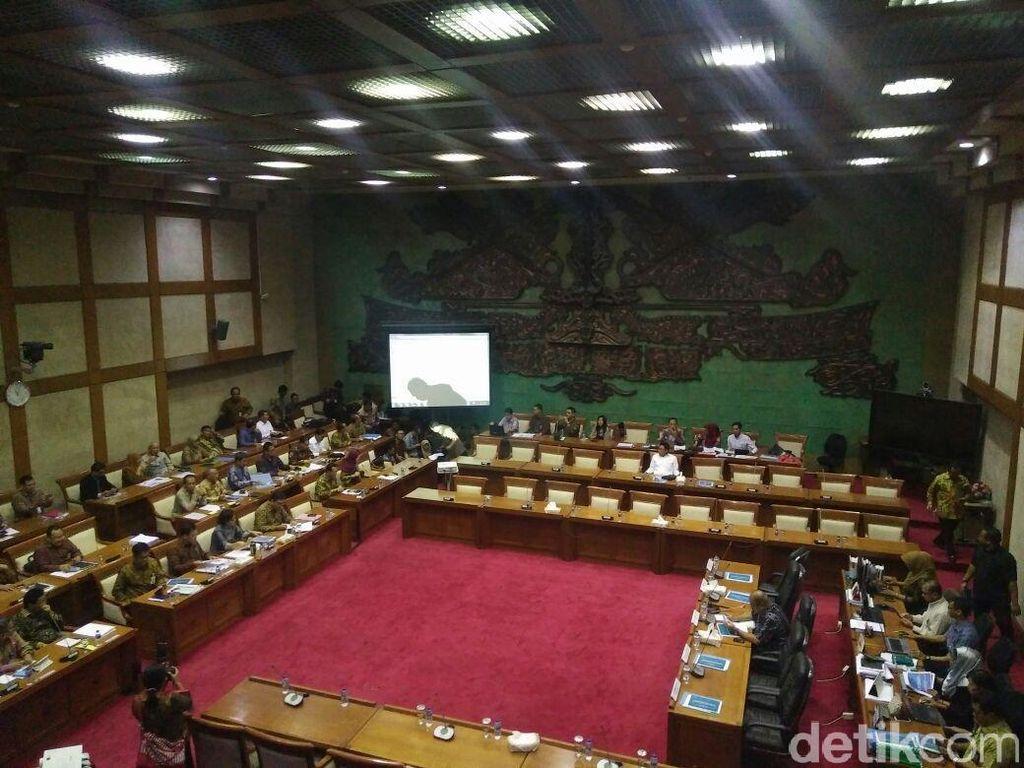 DPR Usul Tambah Dana Talangan Lapindo Rp 701 M