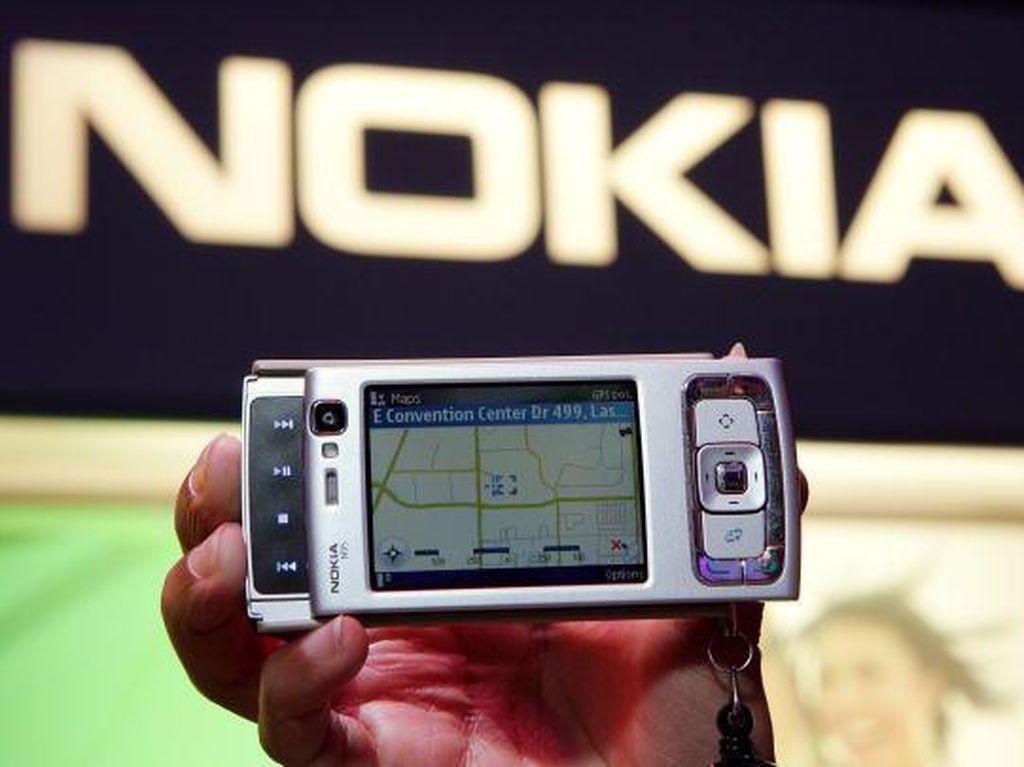 Nokia, Sang Raja yang Merana