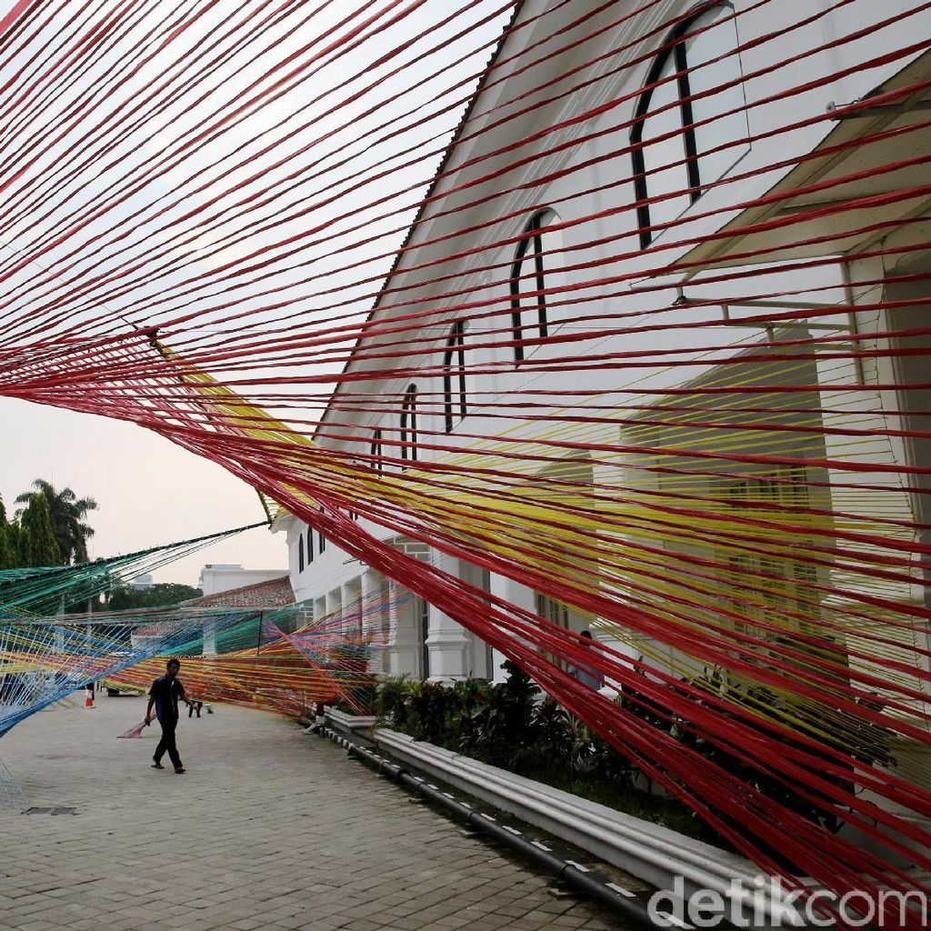 10 Pameran Seni Indonesia Terhot