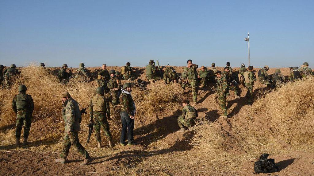 50 Ribu Militan ISIS Tewas dalam Serangan Koalisi di Irak dan Suriah Sejak 2014