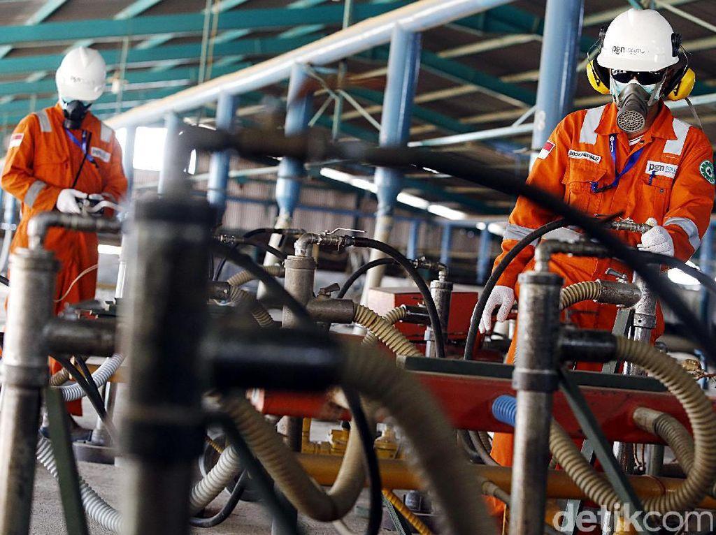 Soal Masih Tingginya Harga Gas Industri Ini Kata Darmin