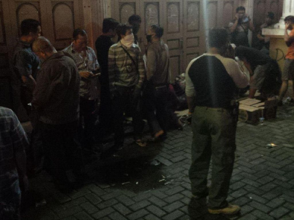 Pelaku Kasus Narkoba yang Ditindak di Medan Dibawa ke BNNP Sumut