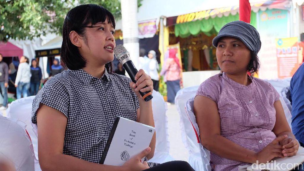 Cerita Lian Gogali Menyatukan Agama di Poso Lewat Gerakan Literasi