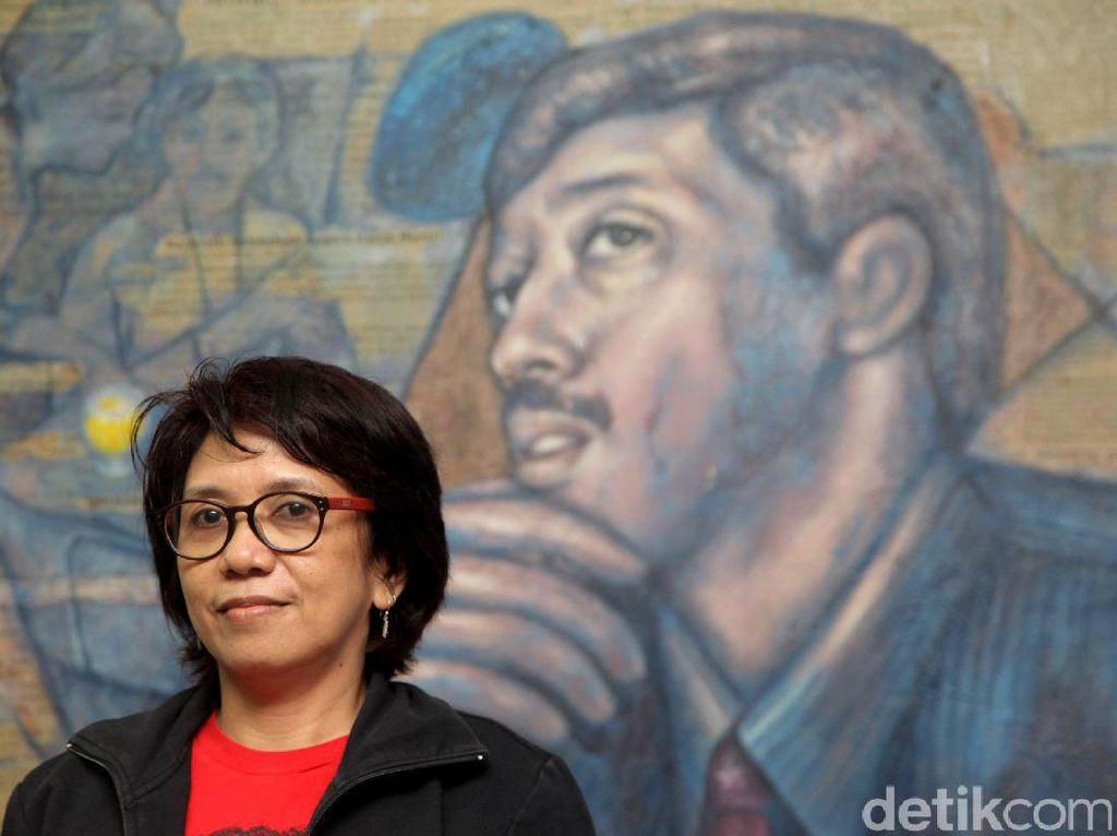 15 Tahun Kasus Munir, Istri: Saya Tunggu Presiden Berani Ungkap