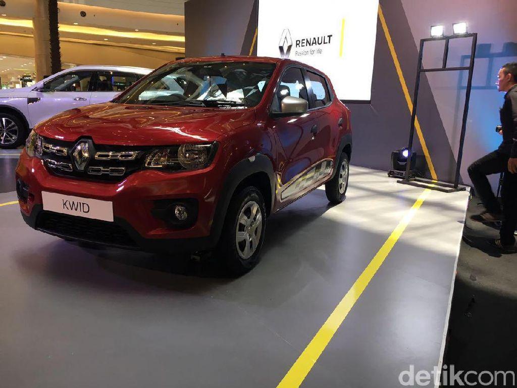Kwid Tak Dapat Bintang Crash Test, Apa Kata Renault Indonesia?