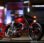 Harley-Davidson Motor Jawara di Makassar
