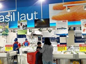 Transmart Carrefour Gelar Aneka Promo Makanan Laut