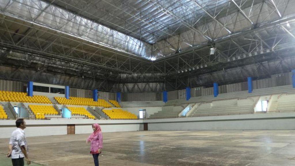 Hanya Sisakan Center Court, Kompleks Tenis GBK Cuma Akan Jadi Museum
