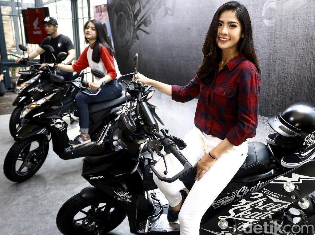 Motor Bermesin 110 cc Paling Banyak Diburu di Indonesia