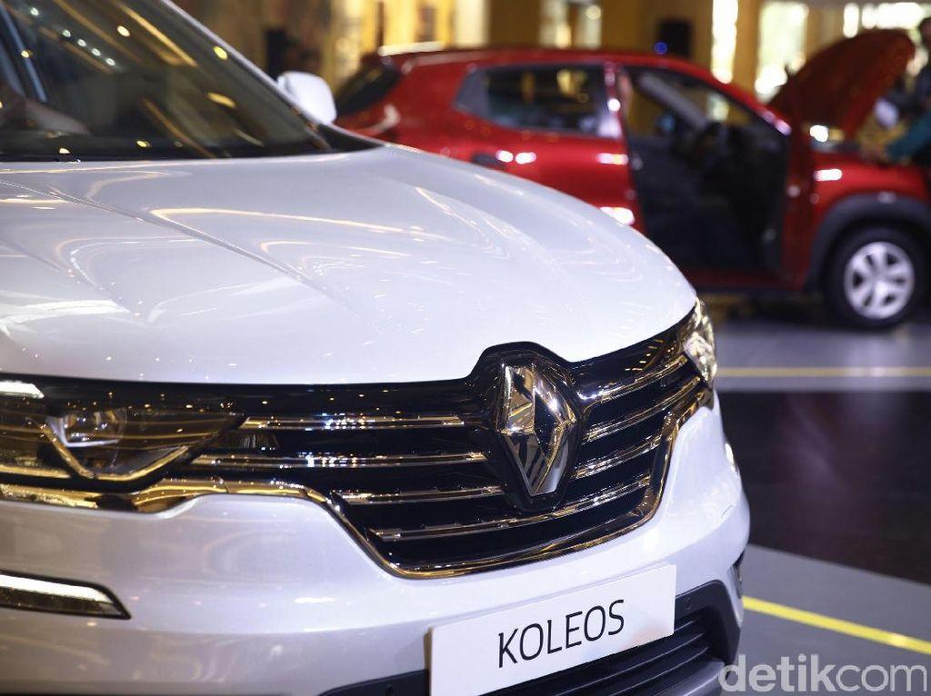 Mobil Renault Bisa Saja Diproduksi di Pabrik Nissan-Mitsubishi